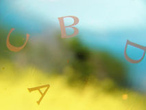 ABC 2 imagenes de archivo