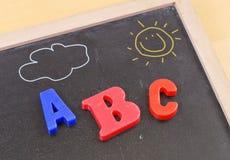 ABC Immagine Stock Libera da Diritti