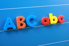 ABC Royalty Free Stock Images