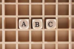 ABC Fotografía de archivo