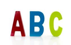 Abc Fotografering för Bildbyråer
