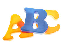 ABC Foto de Stock