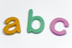 ABC Fotografia de Stock