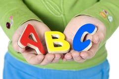ABC foto de archivo