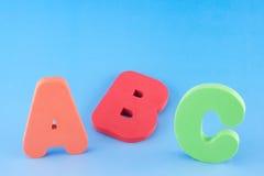 ABC Zdjęcie Stock