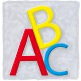 abc Стоковое Фото