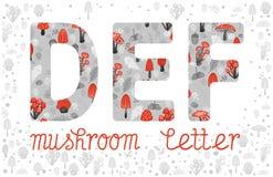 ABC, alfabeto Libre Illustration