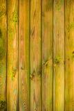 Abc-bok för målarfärg väggför träplankor dold Royaltyfria Foton