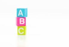 ABC Stock Image