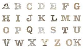 ABC del viaje del tablero Imágenes de archivo libres de regalías