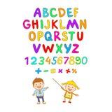 ABC for kids alphabet, illustration, vector, kids, children, fun,. ABC for kids art alphabet illustration vector kids children fun Royalty Free Stock Photography
