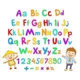 ABC for kids alphabet, illustration, vector, kids, children, fun,. ABC for kids art alphabet illustration vector kids children fun Stock Photos