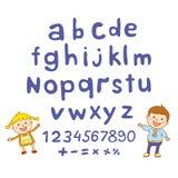 ABC for kids alphabet, illustration, vector, kids, children, fun,. ABC for kids art alphabet illustration vector kids children fun Stock Image
