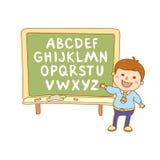ABC for kids alphabet, illustration, vector, kids, children, fun,. ABC for kids art alphabet illustration vector kids children fun Royalty Free Stock Image