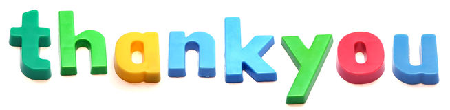 abc-kylen letters magneten Fotografering för Bildbyråer