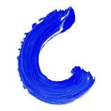 ABC Lettere disegnate a mano Fotografia Stock