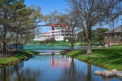 abc Leverera Företag - Beloit, Wisconsin royaltyfria foton