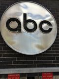 ABC Studios Building Logo Royalty Free Stock Images