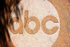 abc-tecken Fotografering för Bildbyråer