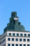 ABC Television Center in Los Angeles Royalty Free Stock Photography