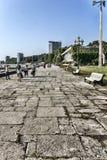 Abchazien Pitsunda invallning Arkivbilder