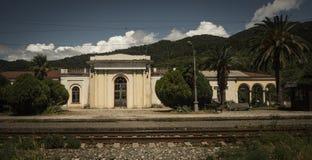 Abchazien Tsandripsh Arkivbilder