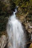 Abchazien vattenfallmanrevor Royaltyfri Bild