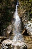 Abchazien vattenfallmanrevor Fotografering för Bildbyråer