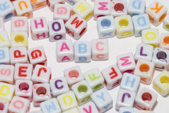 ABCs Stock Photo