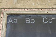 ABCs Fotografía de archivo
