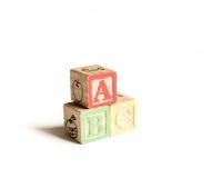 ABCs Imagen de archivo