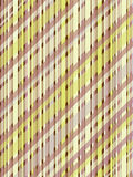 Abctract background. With brown and yellow cells stock illustration