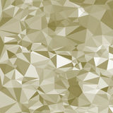 Abctract background. Illustration with abstract polygonal background stock illustration