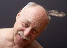 Abdeckstreifen des Haar-Flugwesens lizenzfreies stockbild