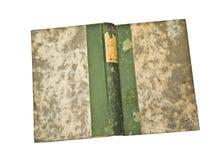 Abdeckungen des geöffneten alten Buches Lizenzfreie Stockbilder
