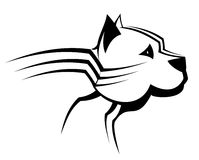 Abdeckunghund Stockfotos