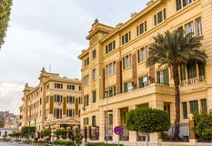 Abdeen Palace, a residence of the President of Egypt Royalty Free Stock Photography