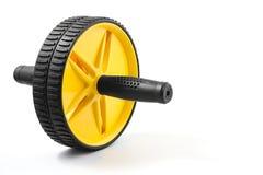Abdominal wheel Stock Images