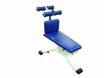 Abdominals Bench Stock Image