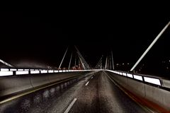 abdoun桥梁 库存照片