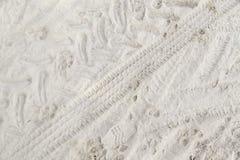 Abdruck im Sand Stockbild
