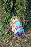 Abducção de criança Fotografia de Stock Royalty Free