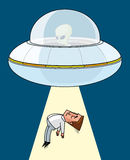 Abduction Stock Photography