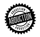 Abduction rubber stamp Royalty Free Stock Photos