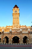 abdul budynku samad sułtan Zdjęcie Royalty Free