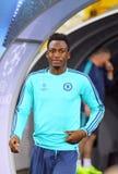 Abdul Rahman Baba de FC Chelsea Imágenes de archivo libres de regalías
