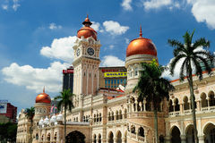 abdul samad sułtan budynku obrazy royalty free
