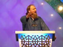 abdul zielony rahim sheikh obraz stock