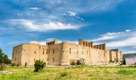 Abdullah Khan Madrasah in Bukhara, Uzbekistan Royalty Free Stock Photo