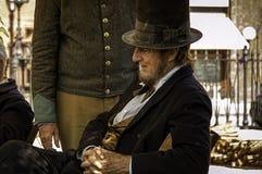 Abe anziano Fotografia Stock Libera da Diritti